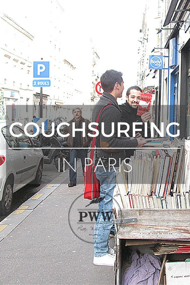 couchsurfing in paris
