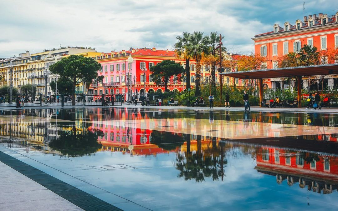 A Week in French Riviera Travel Experience – Exploring Nice with Friends!