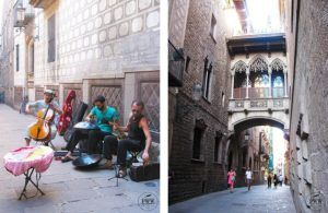 A Barcelona Travelogue