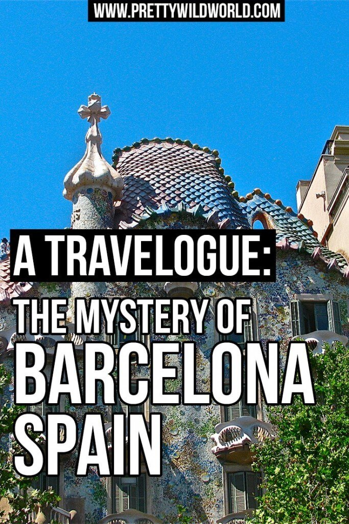 Does mystery thrills you? How about a travel story about personally following the footsteps of a mystery book about Barcelona, Spain? Read it now or pin for later!