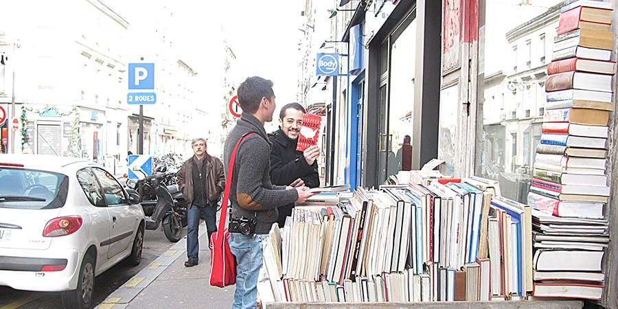 CouchSurfing Experience in Paris