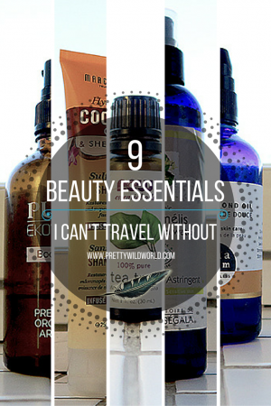 9 Essential Beauty Products I Can't Travel Without