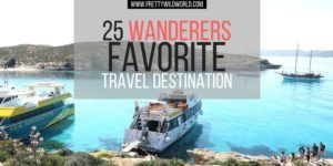 wanderers favorite travel destination