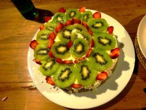 travelers favorite food pavlova