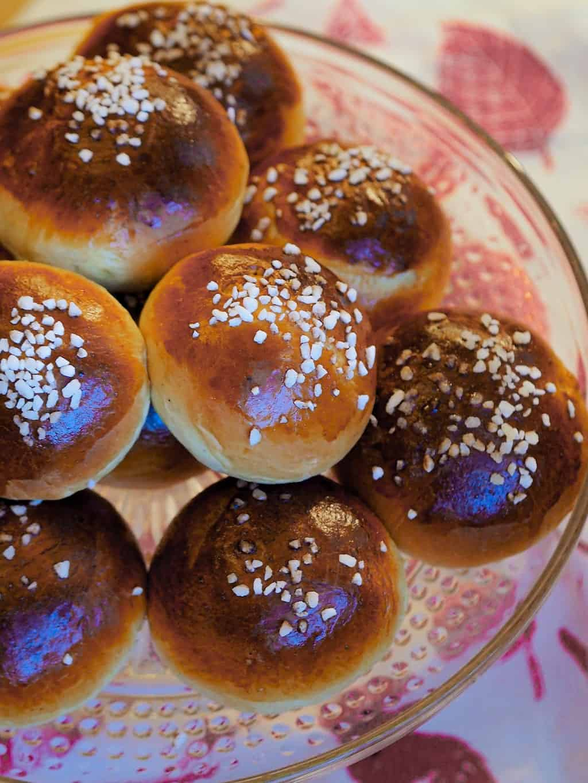 Pulla (sweet bread)