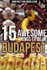 Budapest Hungary | Things to do Budapest | Travel Destination | Europe Destination | Travel Experience | Travel Blogger | Awesome Things To Do Budapest