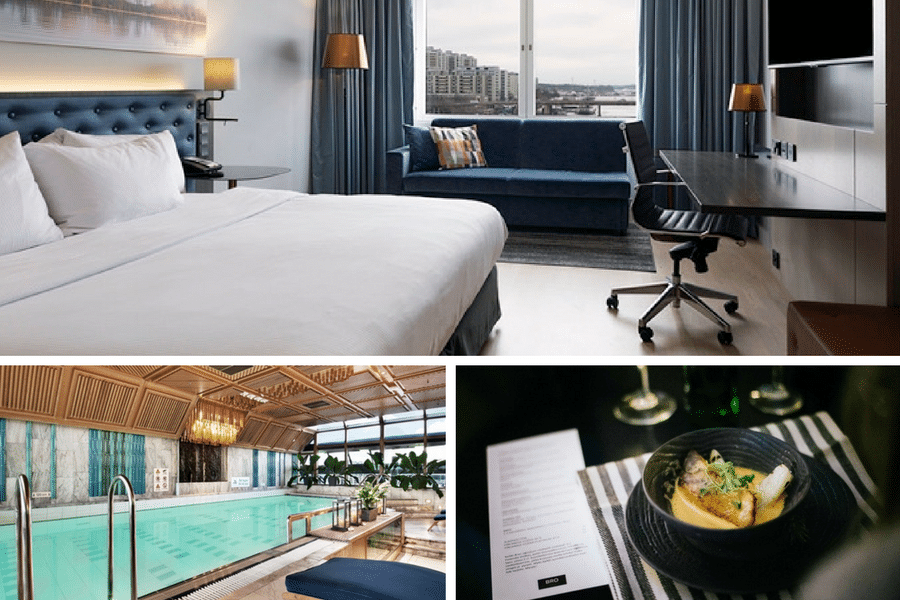 design luxury hotels in helsinki