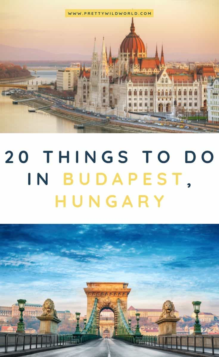 Things to do in Budapest (Hungary) | Budapest attractions in summer, places in Budapest in winter, Budapest landmarks, what to do in Budapest, Budapest sightseeing, Budapest tourist attractions, places to visit in Budapest #budapest #hungary #europe #traveldestinations #traveltips #bucketlisttravel #travelideas #travelguide #amazingdestinations #traveltheworld