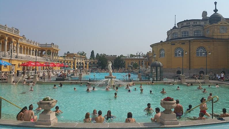 things to do in budapest visit hungary thermal baths