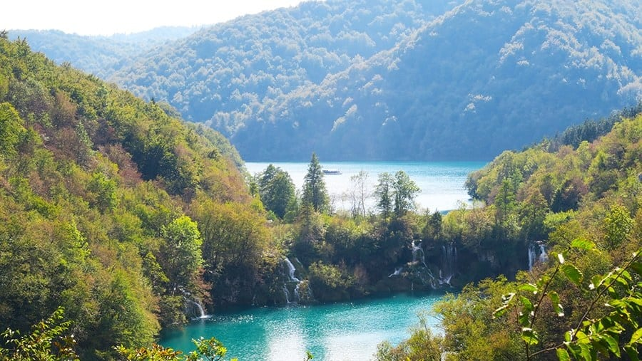 Entrance fee to Plitvice Lakes National Park