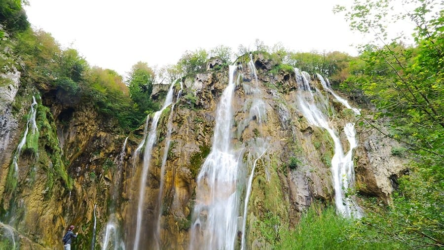 Hiking Plitvice Lakes National Park Experience 12