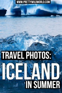 Want to travel to Iceland? Here are 20 beautiful photos of Iceland in summer hiking and road trip that will inspire and make you pack your bags and go! Check it out or pin for later!