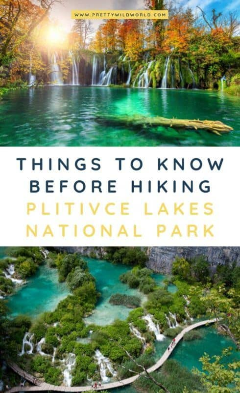 Hiking Plitvice Lakes National Park | honeymoon croatia, croatia travel, travel croatia, things to do in croatia, croatia guide, travel to croatia, travel national parks, national park vacation, national parks trip, national park hikes. Read this post now or pin it for later read! #plitvicelakes #nationalpark #croatia #europe #traveldestinations #traveltips #bucketlisttravel #travelideas #travelguide #amazingdestinations #traveltheworld