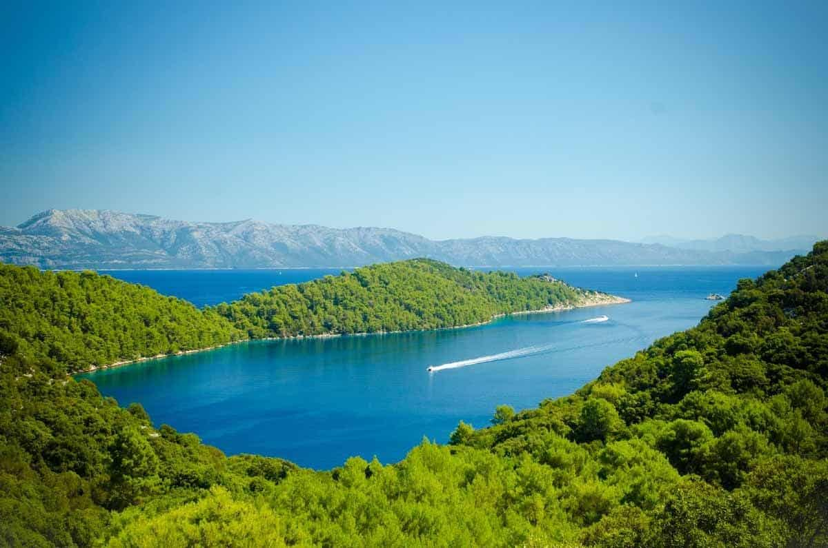 national parks to visit in europe mljet national park croatia