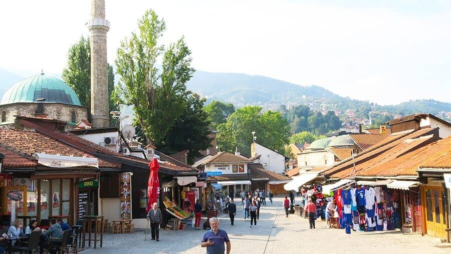 interesting things to do in sarajevo
