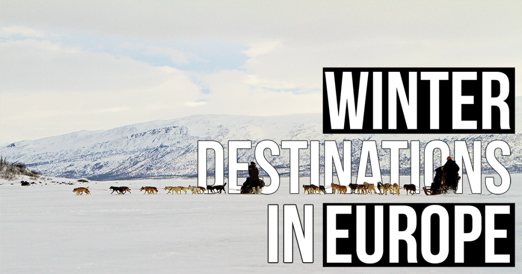 7 Awesome Winter Holiday Destinations in Europe