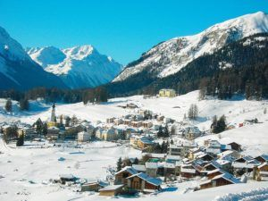 winter holiday destinations in europe