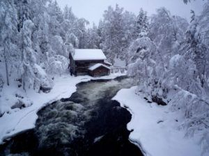 photos of finland in winter