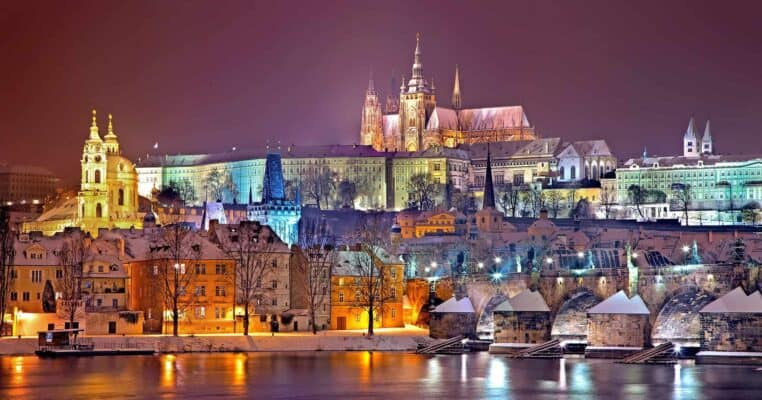 What to Pack for Winter in Europe Printable Ladies Packing List FEATURED