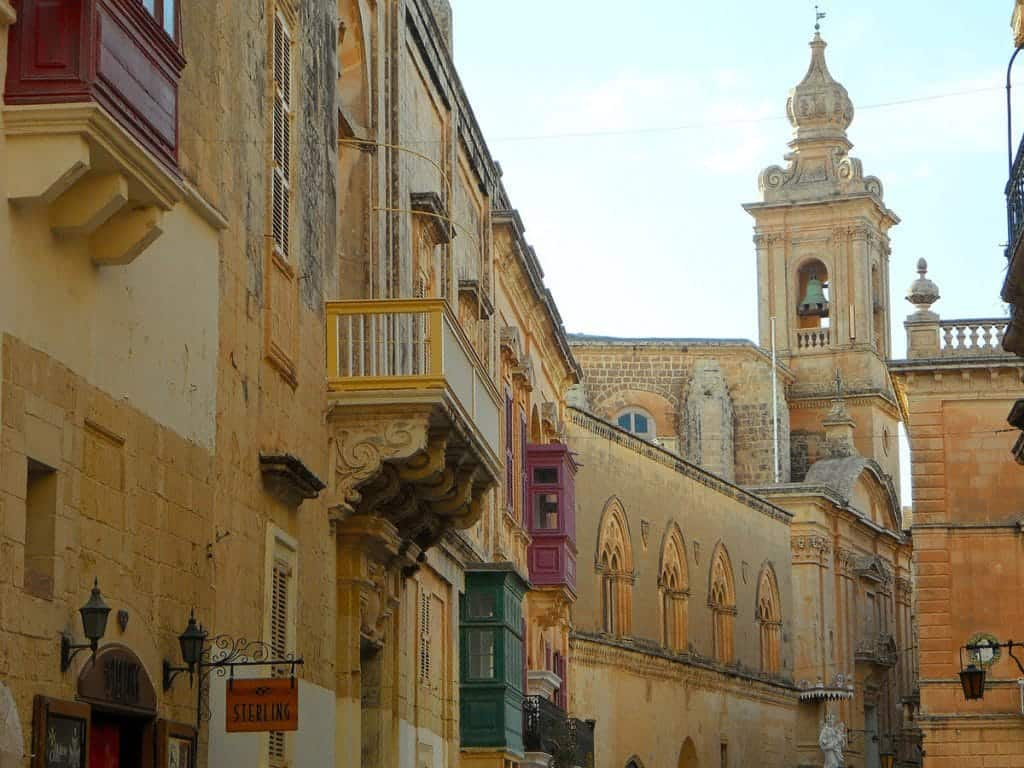 Places to visit in Malta - Mdina and Rabat