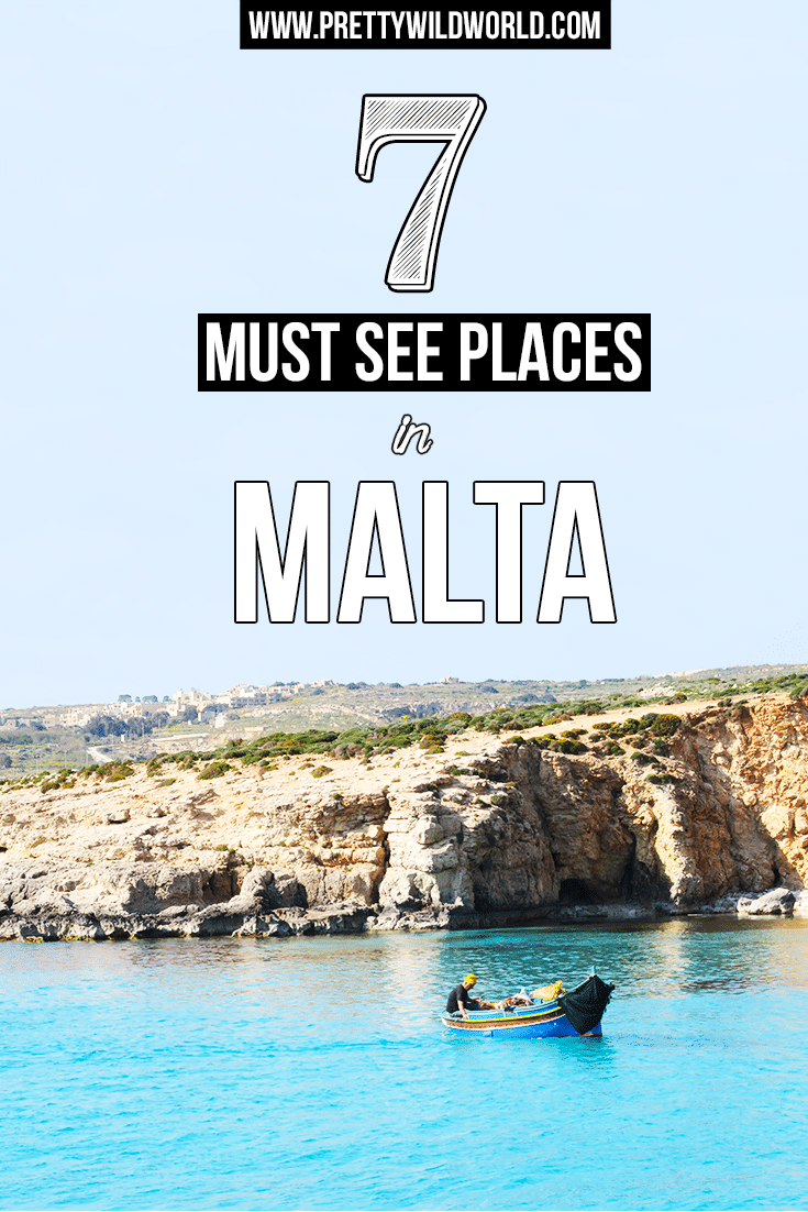 When you travel to Malta, don't miss these top Maltese destinations that includes Valetta, Gozo, Marsaxlokk, and Mdina!