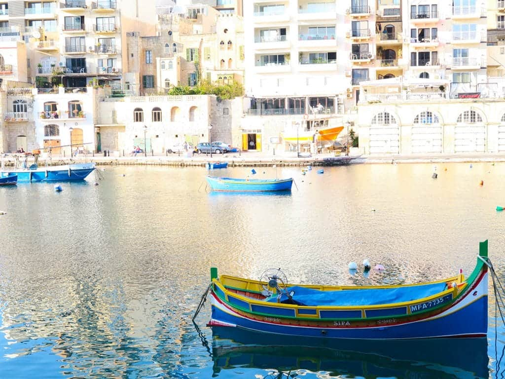 Best places in Malta St. Julian's and Paceville