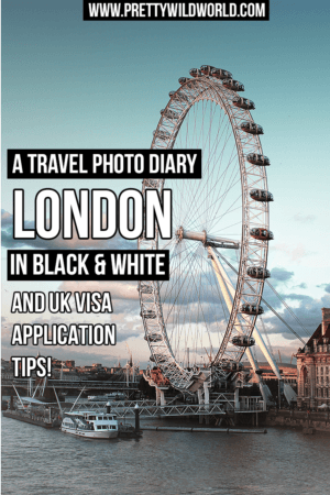 Want to see London in black and white? How about learn how how to apply for U.K visa? Check out this post and learn more!