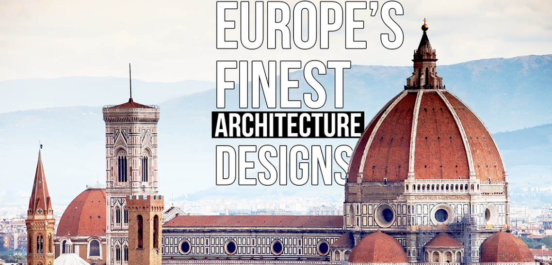 16 European Cities With The Most Stunning Architecture Designs