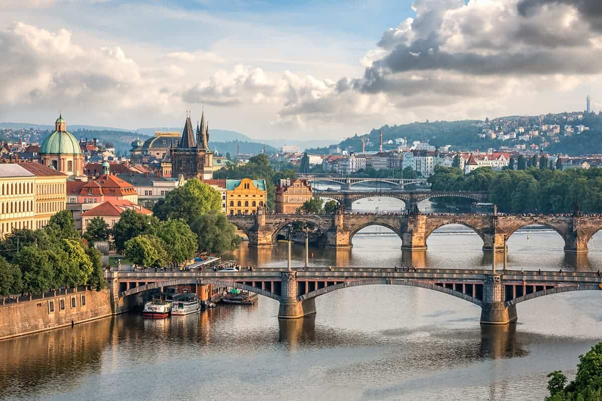 Top European Cities With The Most Beautiful Architecture