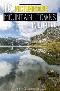 Picturesque mountain towns in Europe   Europe destinations   Travel bucket list   Places to visit in Europe   Unique destinations   Beautiful places in the world   Countries to visit in Europe