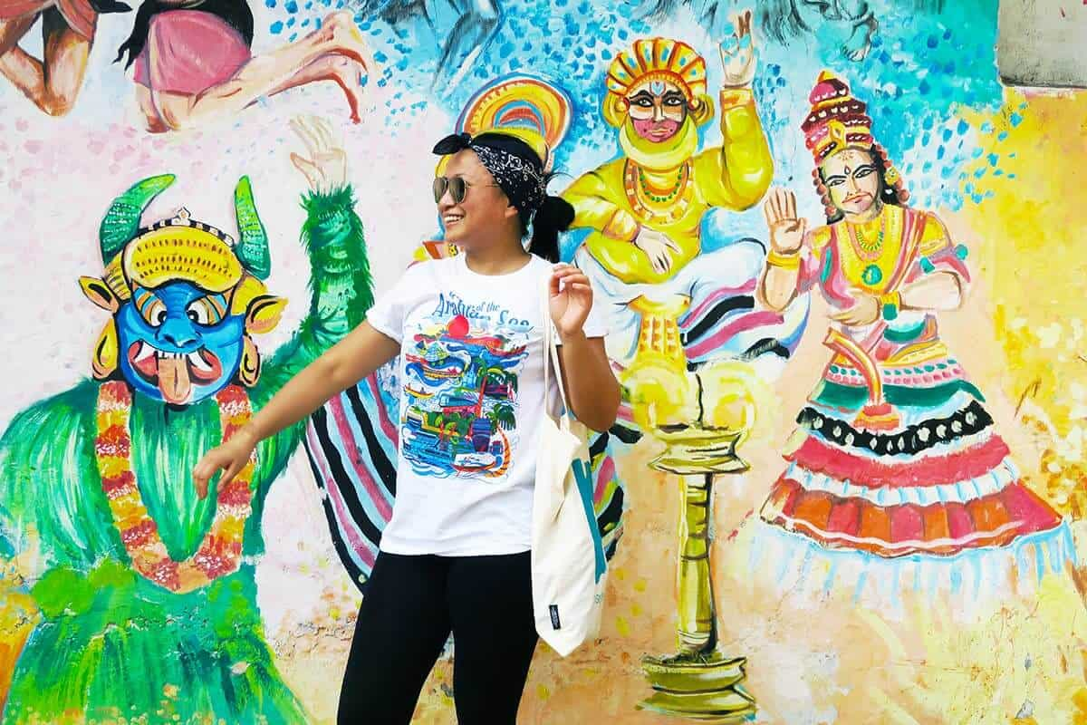 from chef to aspiring painter to travel blogger