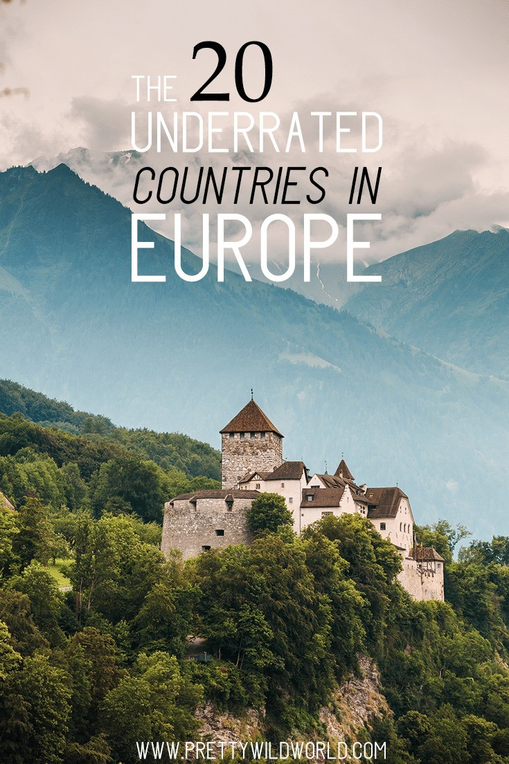 The 20 underrated countries in europe to visit on your for Best countries to travel in europe