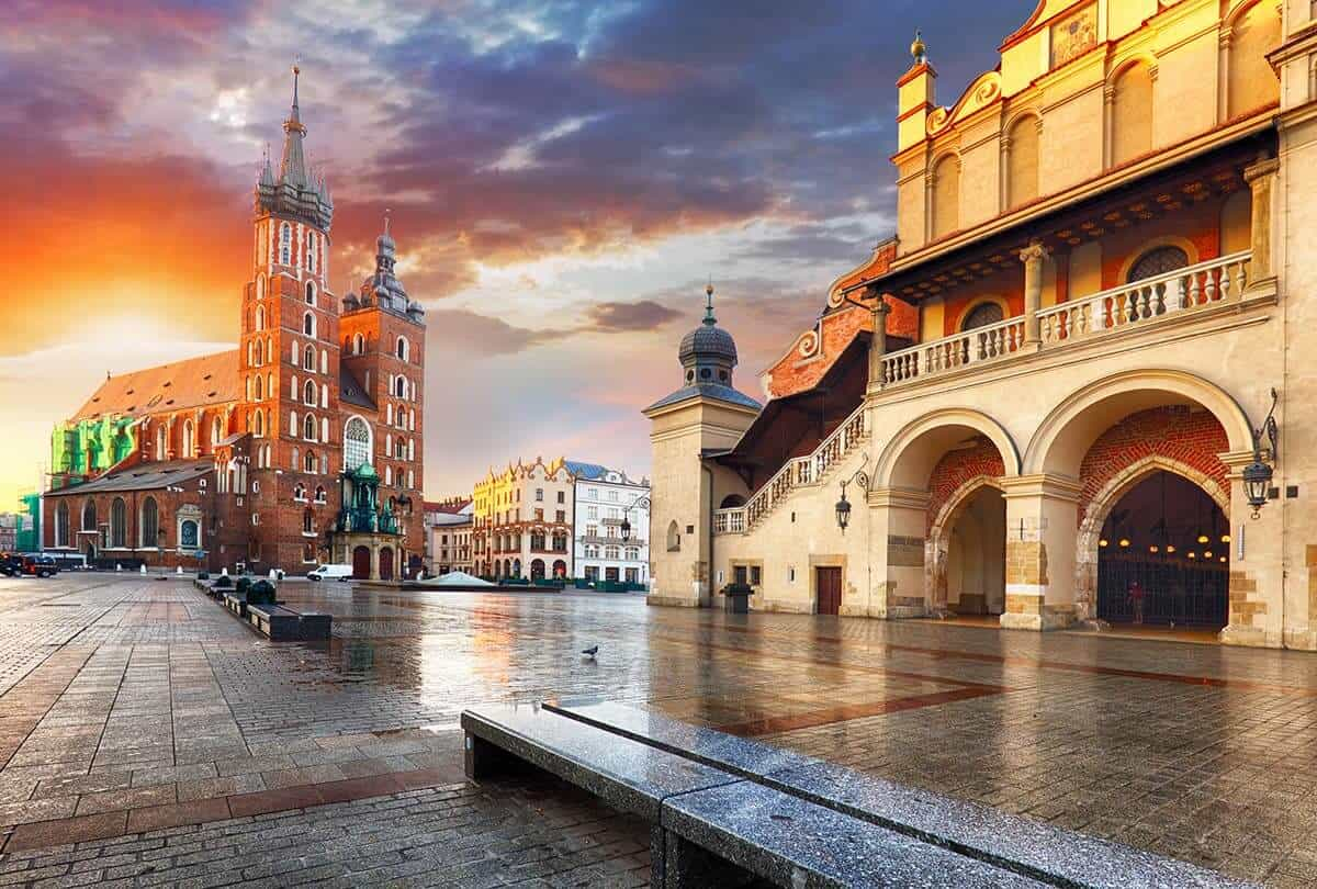 Poland, Underrated Countries in Europe