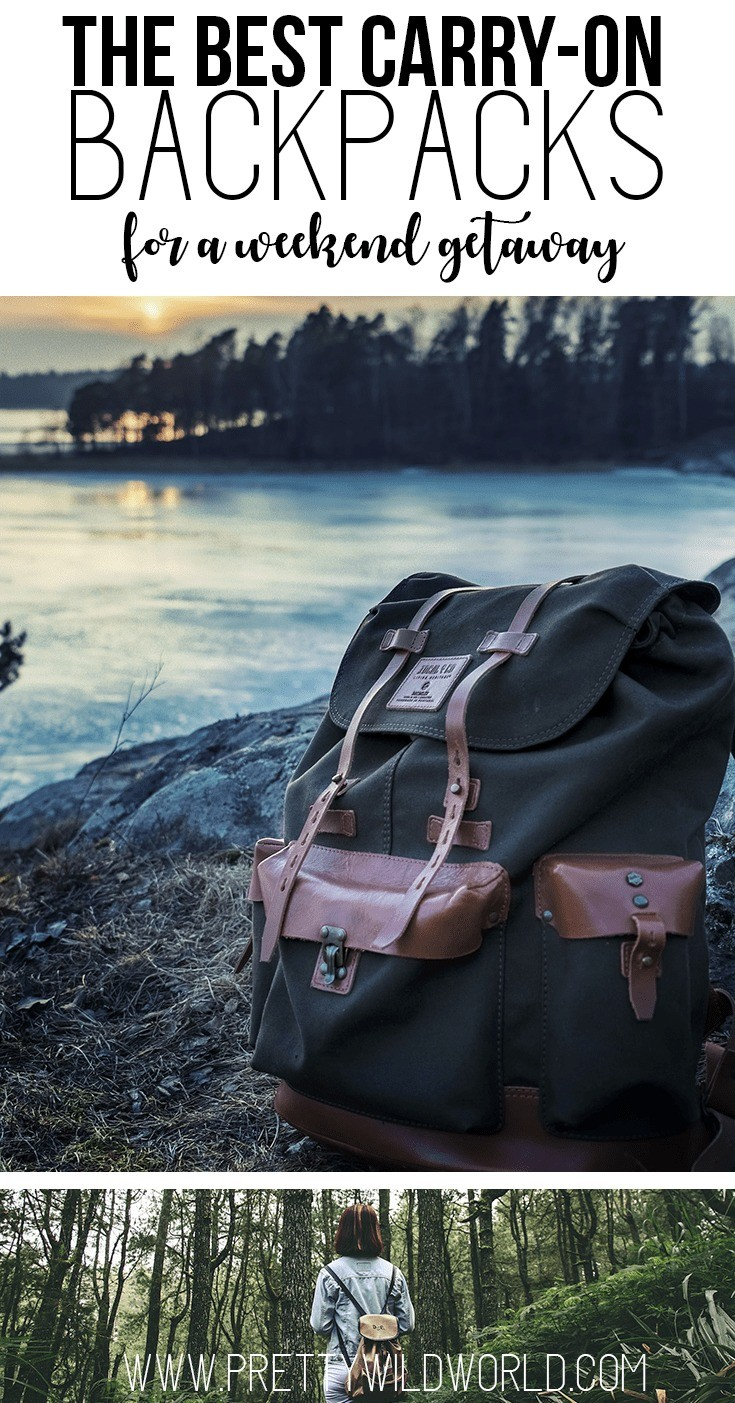 The best carry on backpack for travel weekend backpack for Best weekend get aways