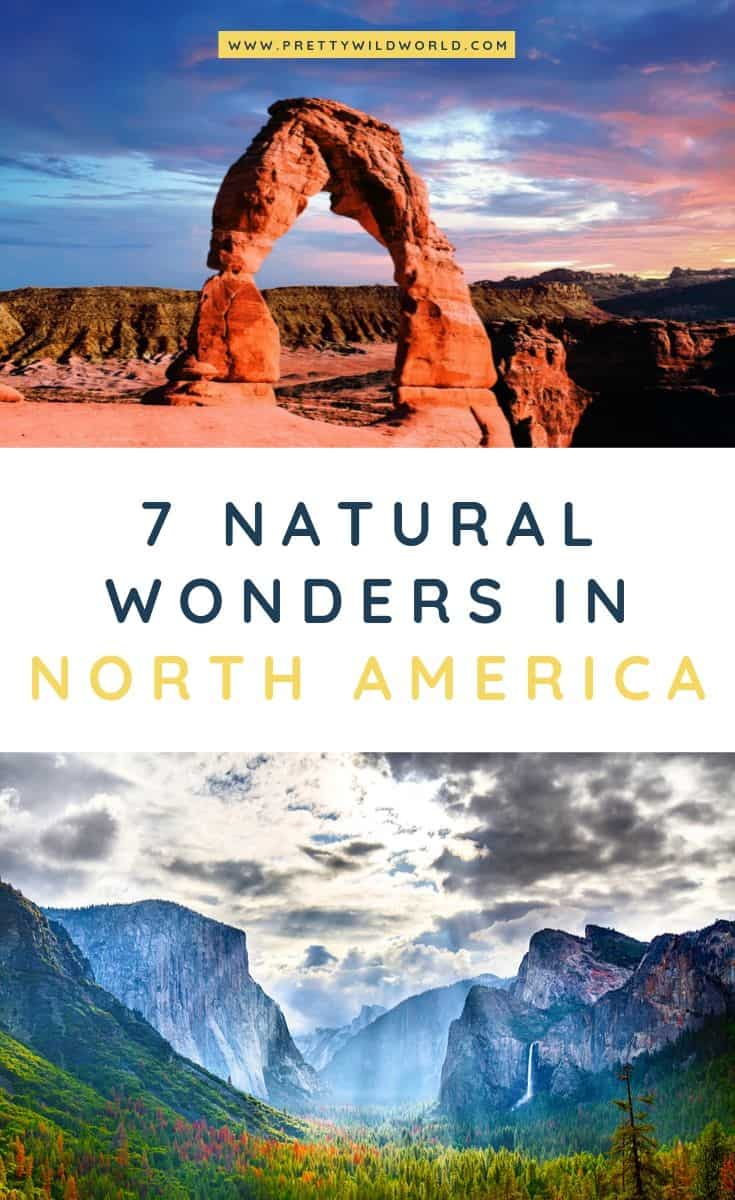 Breathtaking natural wonders in North America | north america travel | wildlife | north america national parks | north america bucket lists | road trips | travel north america destinations #america #northamerica #americatravel #naturalwonders #traveldestinations #traveltips #bucketlisttravel #travelideas #travelguide #amazingdestinations #traveltheworld