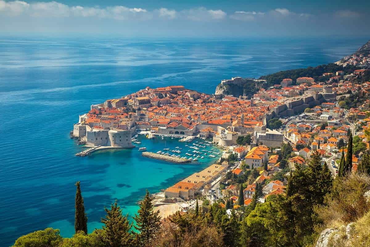 Visit Croatia in Europe
