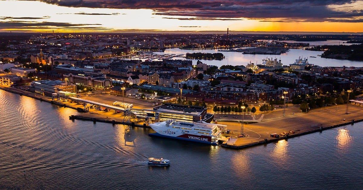 A Neighborhood Guide to Helsinki schema