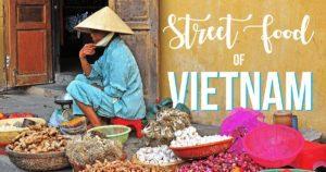 Amazing Street Food in Vietnam