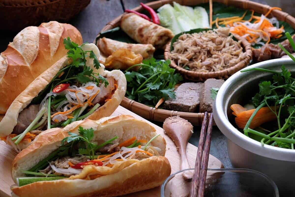 Amazing Street Food in Vietnam