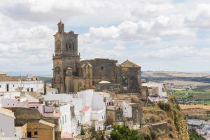 FAIRYTALE TOWNS AND VILLAGES IN EUROPE Arcos de la Frontera Spain
