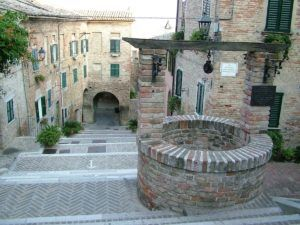 FAIRYTALE TOWNS AND VILLAGES IN EUROPE Corinaldo Italy