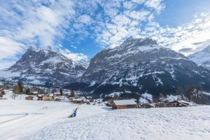 FAIRYTALE TOWNS AND VILLAGES IN EUROPE Gimmelwald Switzerland
