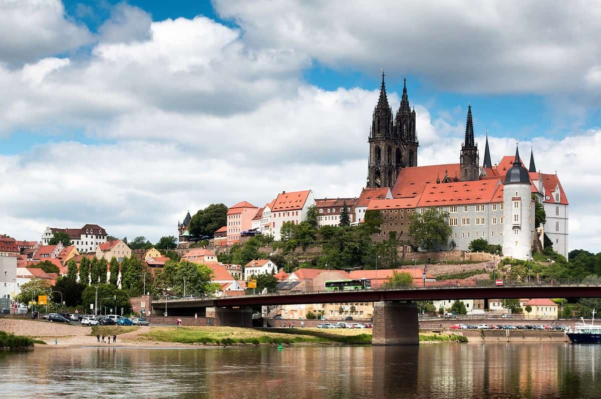 FAIRYTALE TOWNS AND VILLAGES IN EUROPE Meissen Germany
