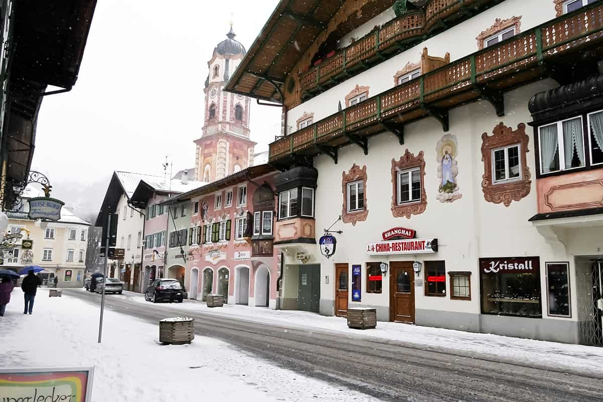 Mittenwald in Germany