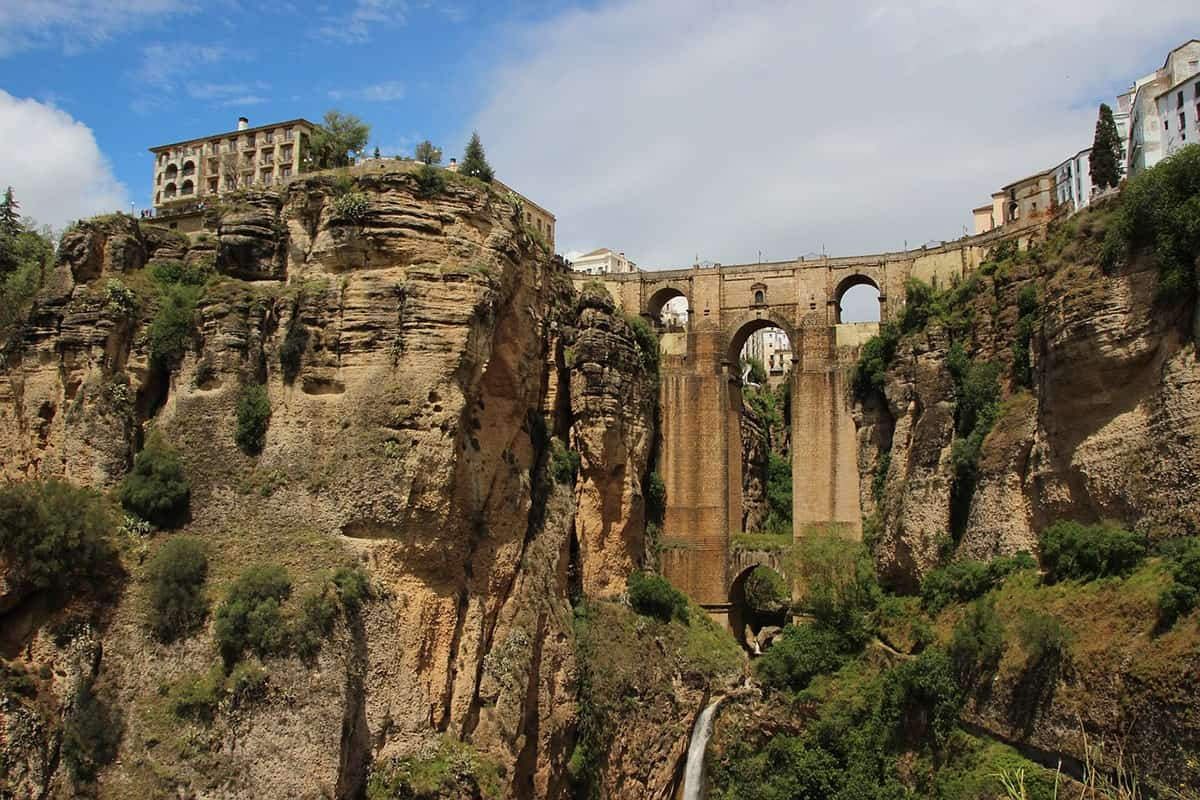 FAIRYTALE TOWNS AND VILLAGES IN EUROPE Ronda Spain