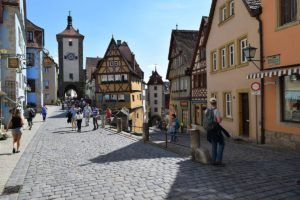 FAIRYTALE TOWNS AND VILLAGES IN EUROPE Rothenburg Germany