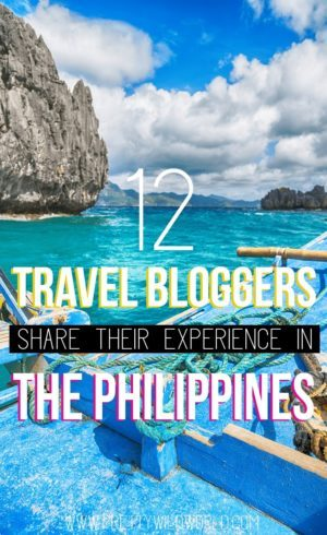 Philippines travel | Travel destinations in the Philippines | Things to do in the Philippines | Philippine Islands | Island hopping | travel bloggers share their travel experience in the Philippines | It's more fun in the Philippines