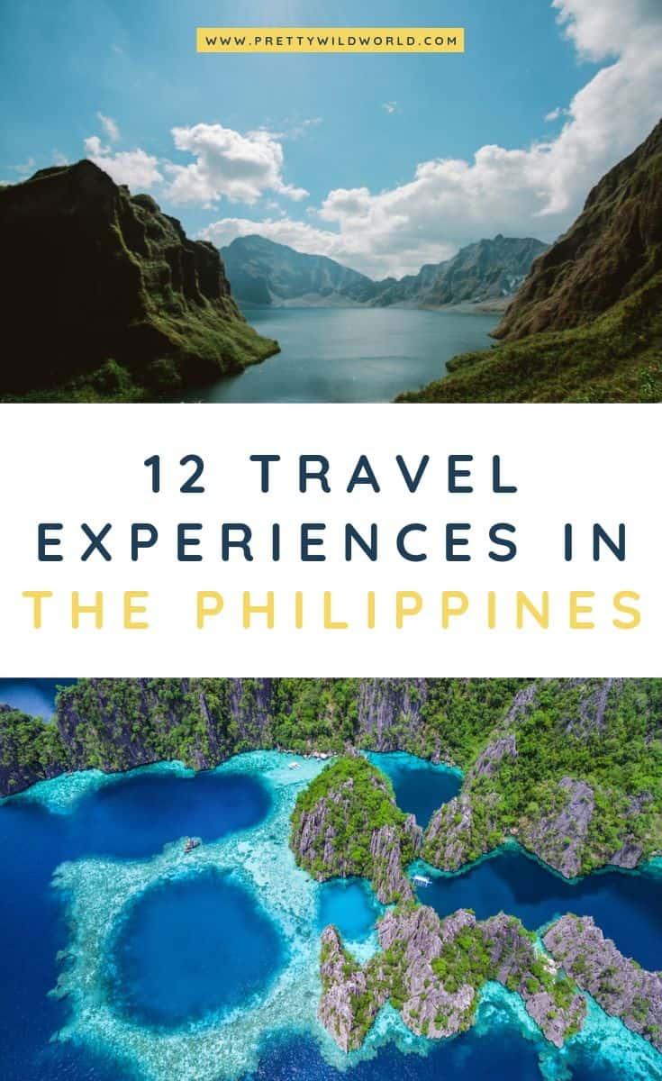 Philippines Experiences | philippines vacation, honeymoon philippines, philippines culture, philippines people, the philippines, travel philippines, philippines beaches, traveling to the philippines, philippines islands, travel to philippines, philippines travel tips #philippines #asia #travel #traveldestinations #traveltips #bucketlisttravel #travelideas #travelguide #amazingdestinations #traveltheworld