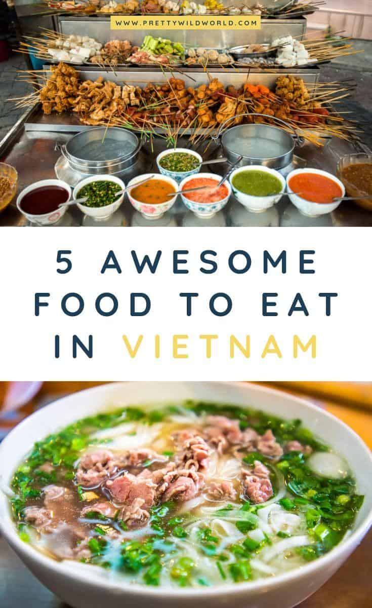 Foods in Vietnam | Looking for traditional Vietnamese food? In this post we have covered some of the typical Vietnamese street food. Read this post now or pin it for later read! #vietnam #vietnamesefood #vietnamesecuisine #vietnamtravel #vietnamesecoffee #traveldestinations #traveltips #bucketlisttravel #travelideas #travelguide #amazingdestinations #traveltheworld #asia