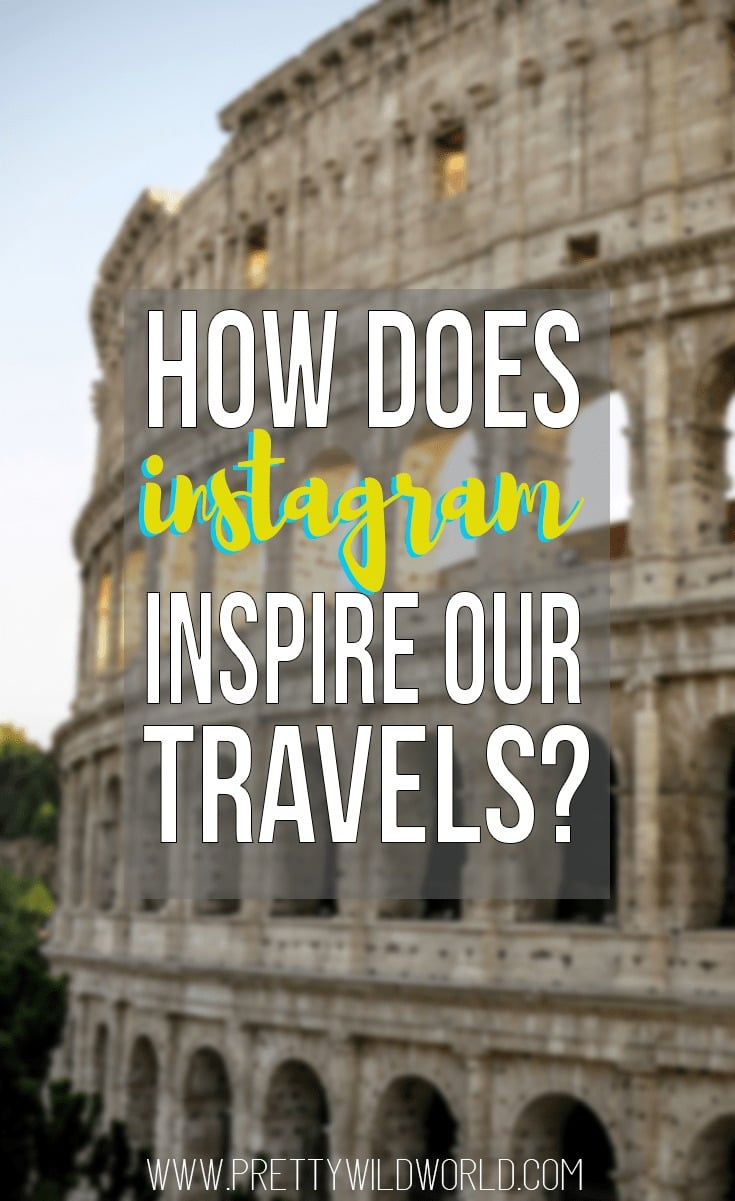Interested to know how does instagram inspire our next travel destination? It is a powerful app where we can share our finest travel photos to inspire others! Check this post out and let me know if you agree :)